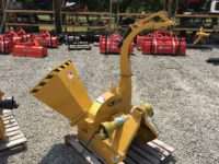 PTO-Driven Wood Chippers