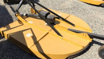Used 6′ Heavy Duty Rotary Mower with Slip Clutch