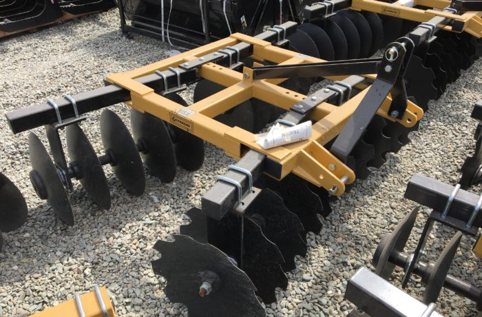 3-Pt Disc Harrows