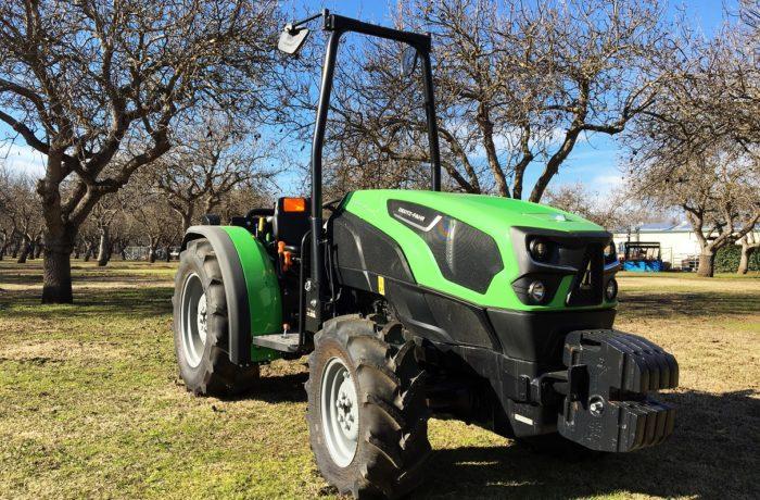 75HP Deutz-Fahr 5080.4 DF Ecoline Vineyard/Orchard Tractor!