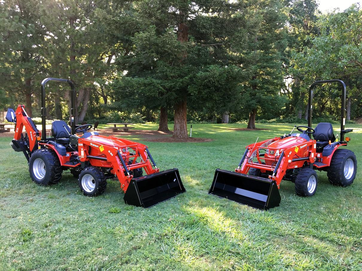 Branson Tractors | Dave's Tractor, Inc