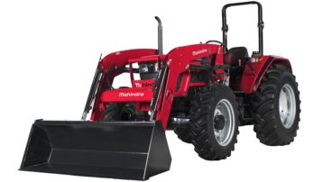 Mahindra 6075 Power Shuttle