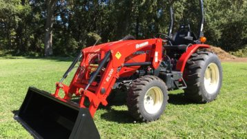 Special Sale!  $1,000 off 42HP Branson Tractor, 1 TRACTOR ONLY!