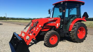 NEW 37HP Branson 3725C CAB Tractor – ON SALE!  EXTRA $2,000 OFF!