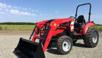 *Scratch & Dent Special!* 34HP Mahindra 1533 HST Tractor – SAVE $5,500!