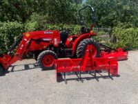 Branson 2515R Tractor & Implement package – 2200LBS Lift capacity!