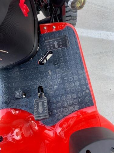 Branson 2205 HST pedals