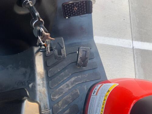 Branson 2610 HST pedals