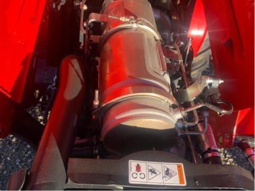 3515H Engine overhead