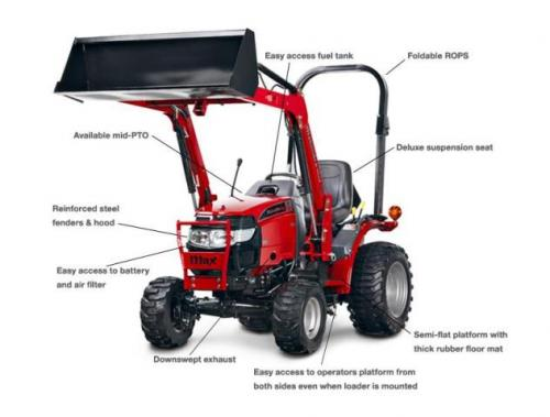 max25 Tractor Featuresweb
