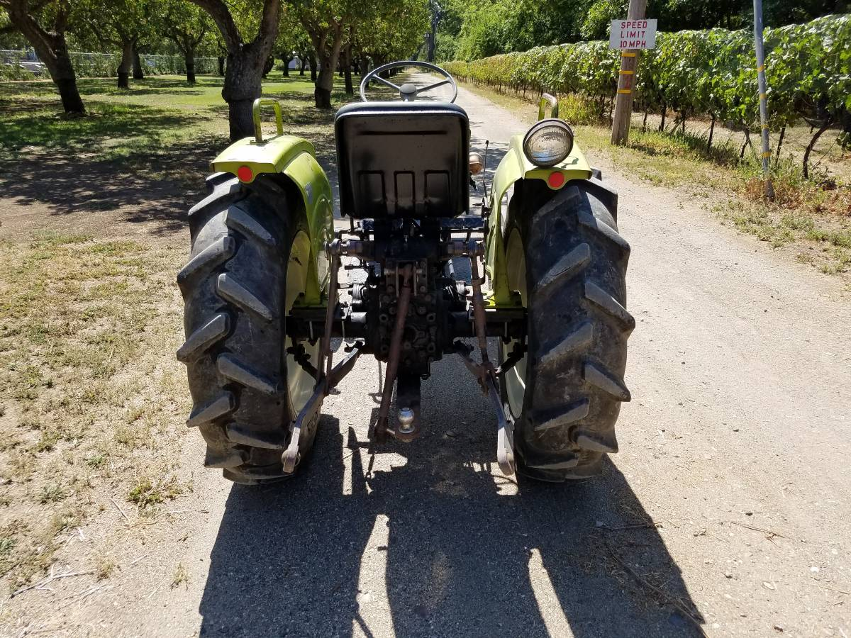 Yanmar 24HP Tractor – Starts and Runs Great!
