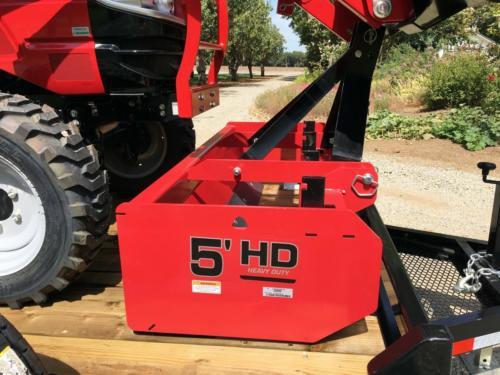 1626 HST Power Package, Versatile Trailer -14