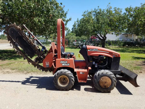 Ditch Witch Trencher - 1