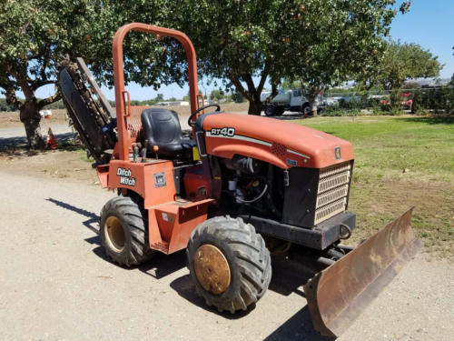 Ditch Witch Trencher - 2