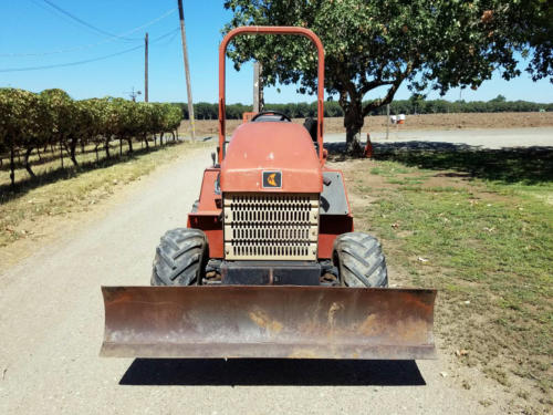 Ditch Witch Trencher - 3