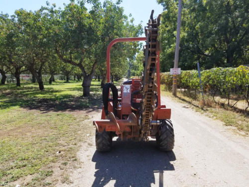 Ditch Witch Trencher - 6