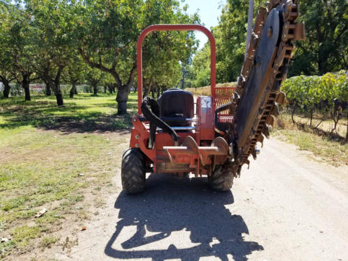 Ditch Witch Trencher - 7