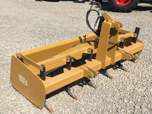 Used 6' Hydraulic Box - 1