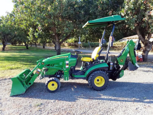 Used JD 1025R TLB - 1