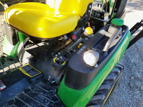 Used JD 1025R TLB - 11