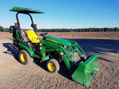 Used JD 1025R TLB - 3