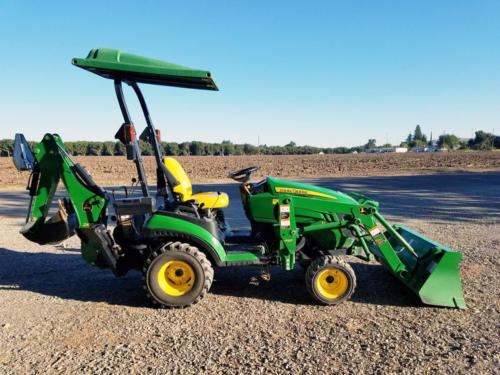 Used JD 1025R TLB - 4