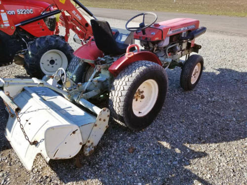 Used Yanmar 1300D with Tiller - 3