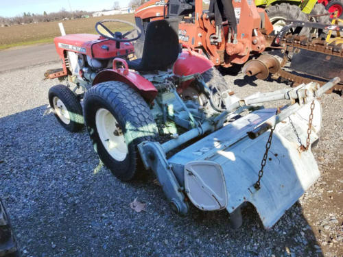 Used Yanmar 1300D with Tiller - 4