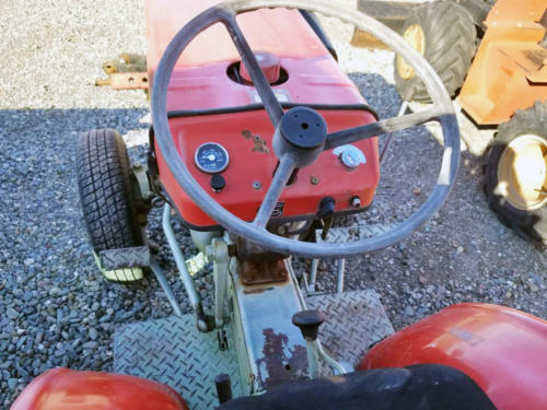 Used Yanmar 1300D with Tiller - 6