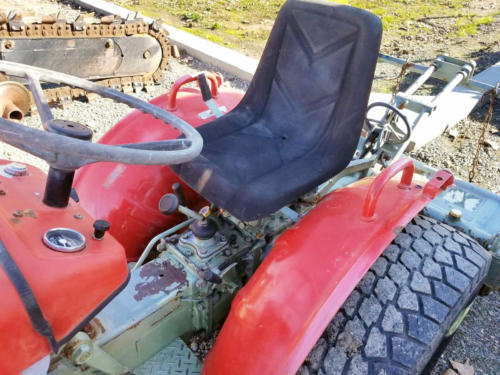 Used Yanmar 1300D with Tiller - 7